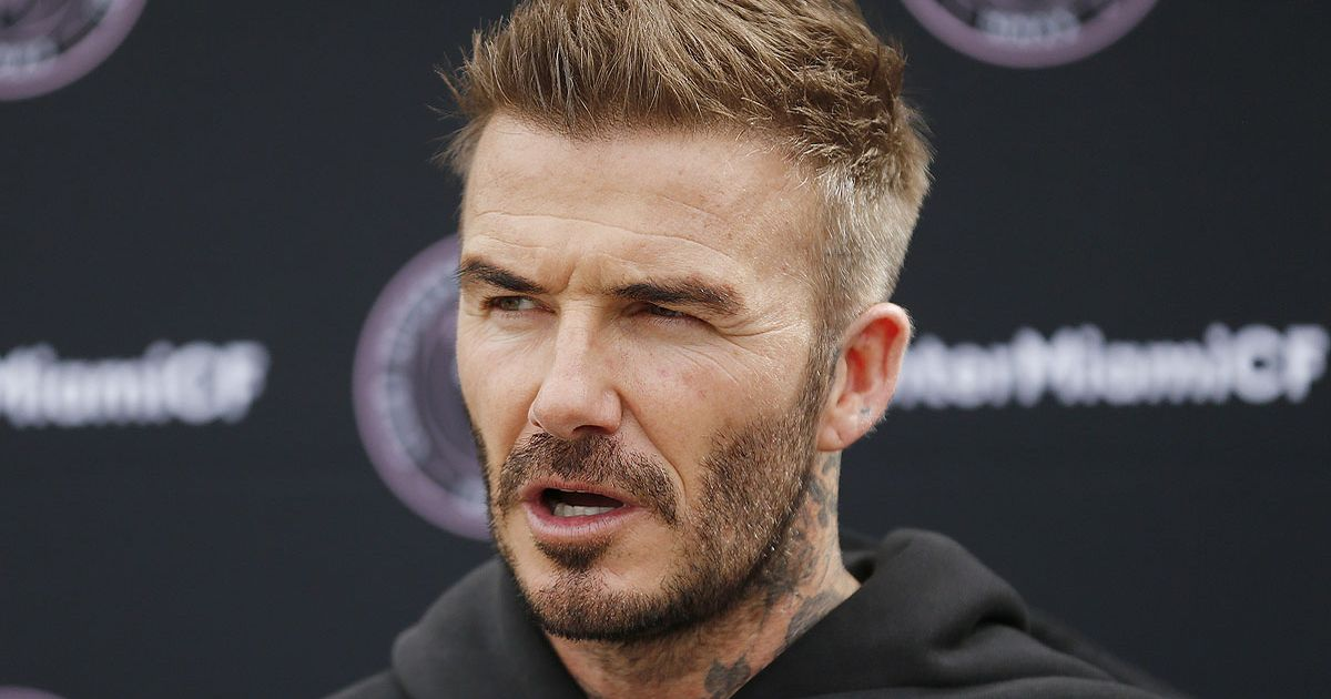Beckham's foul-mouthed 'New Year Honours emails' revisited as he's snubbed again