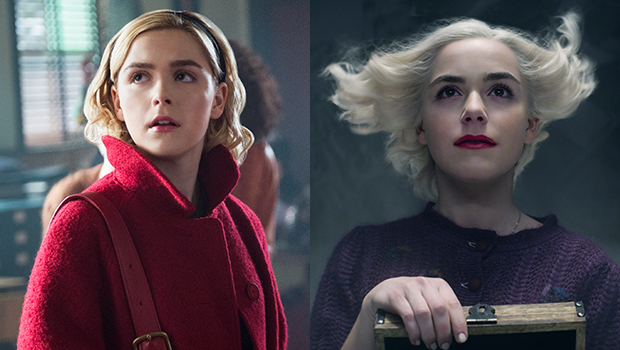 'Chilling Adventures Of Sabrina': See Kiernan Shipka & More From The First Season To The Last