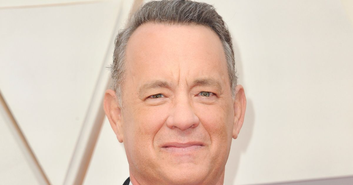 Tom Hanks looks unrecognisable after going bald for new movie role