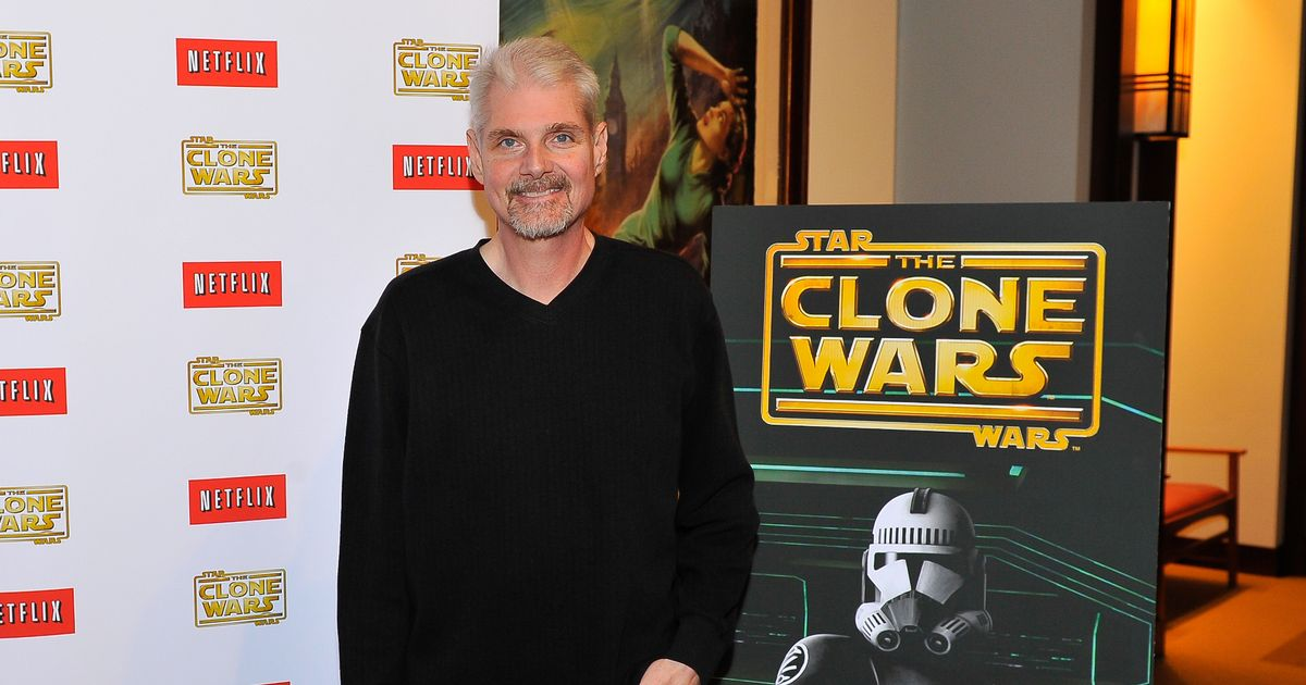 Star Wars voice actor Tom Kane left struggling to speak after suffering stroke