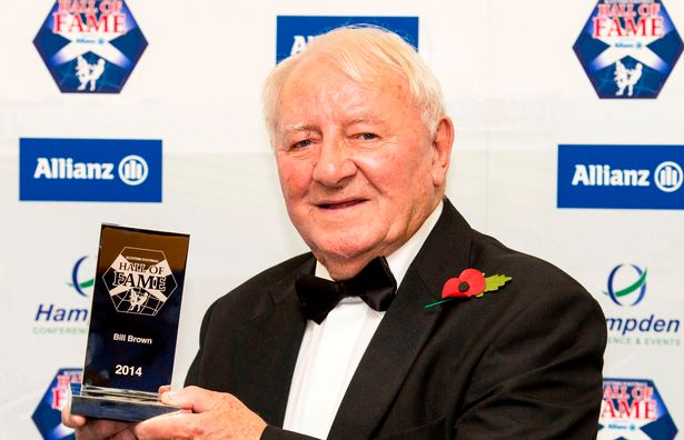 Tommy Docherty was inducted into the Scottish Football Hall of Fame in 2014.