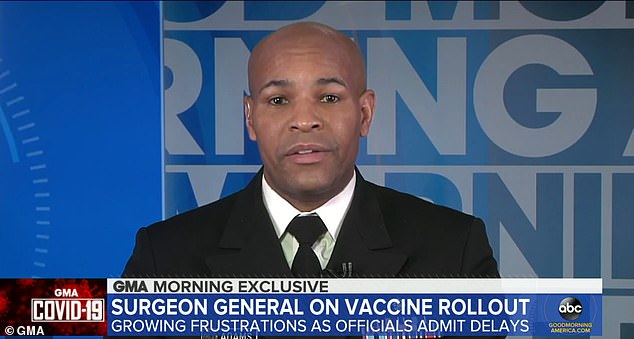 'We've always underfunded public health going back several decades,' Adams told Good Morning America on Thursday
