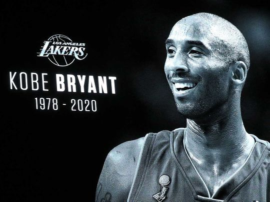 2020 in review: Kobe Bryant's death in January set tone for year of shock