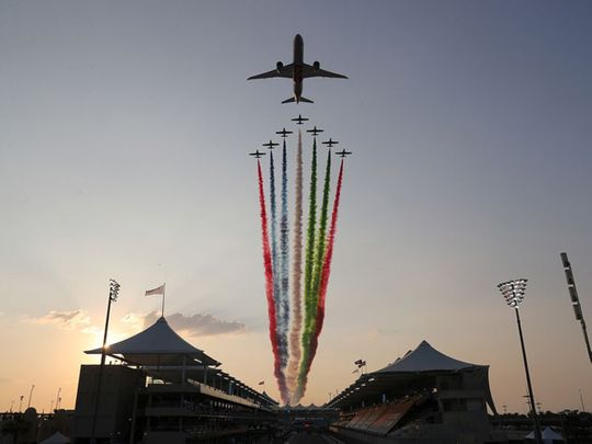 2020 in review: UAE displays can-do attitude with flying successes in F1, tennis, golf and IPL