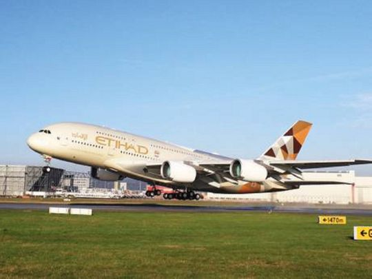 72-hour COVID result must for UK passengers, says Etihad