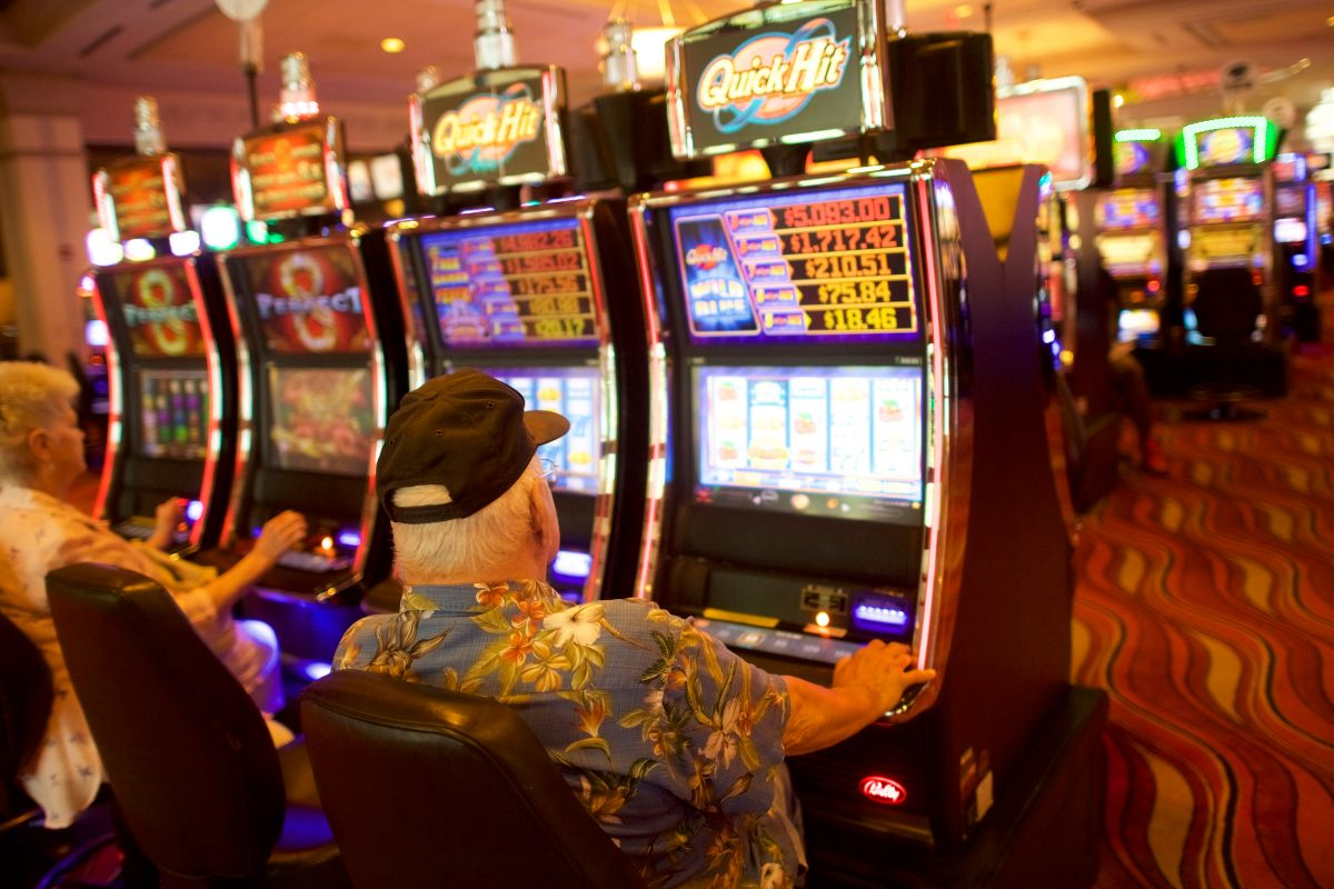 A man was left alone on Christmas Eve and won $ 15 million playing in Las Vegas | The State