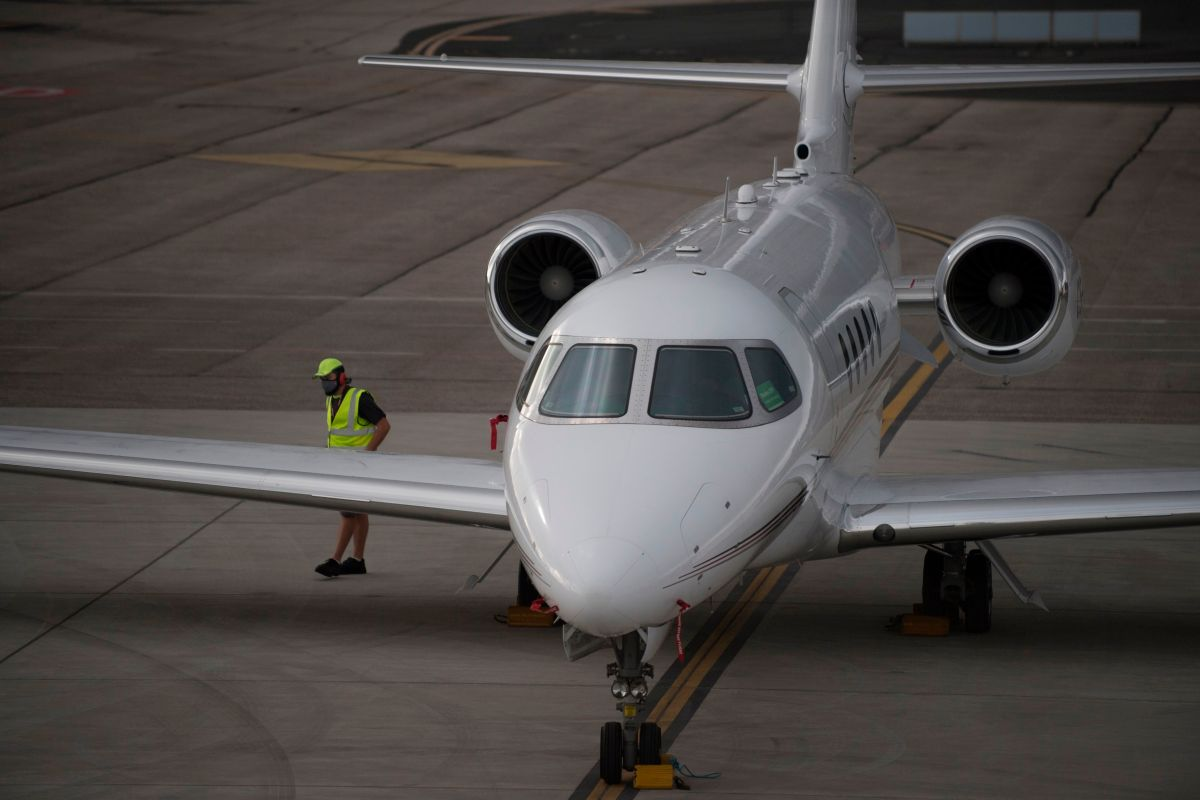 A passenger with Coronavirus can die in flight | The State