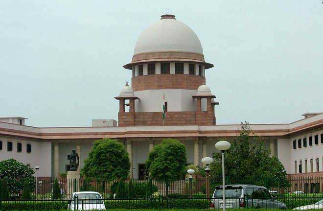A person is disqualified to contest polls if conviction not stayed: SC