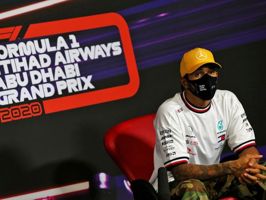 Abu Dhabi Grand Prix 2020: Lewis Hamilton struggling after COVID-19 but vows to drive on at Yas