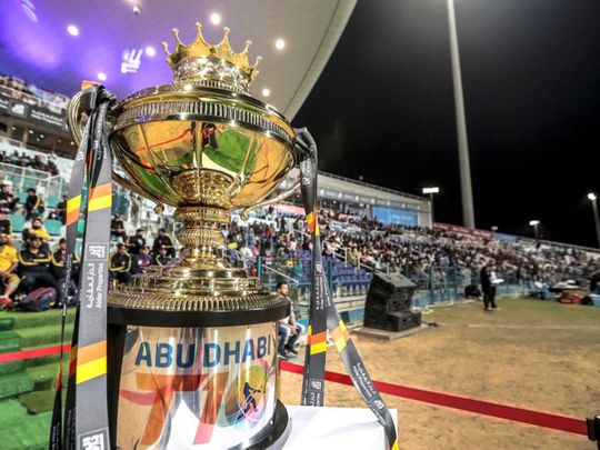 Abu Dhabi T10 confirms eight-team line-up for second edition