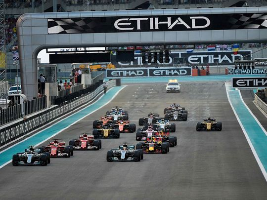 Abu Dhabi to serve up another slice of Formula One history