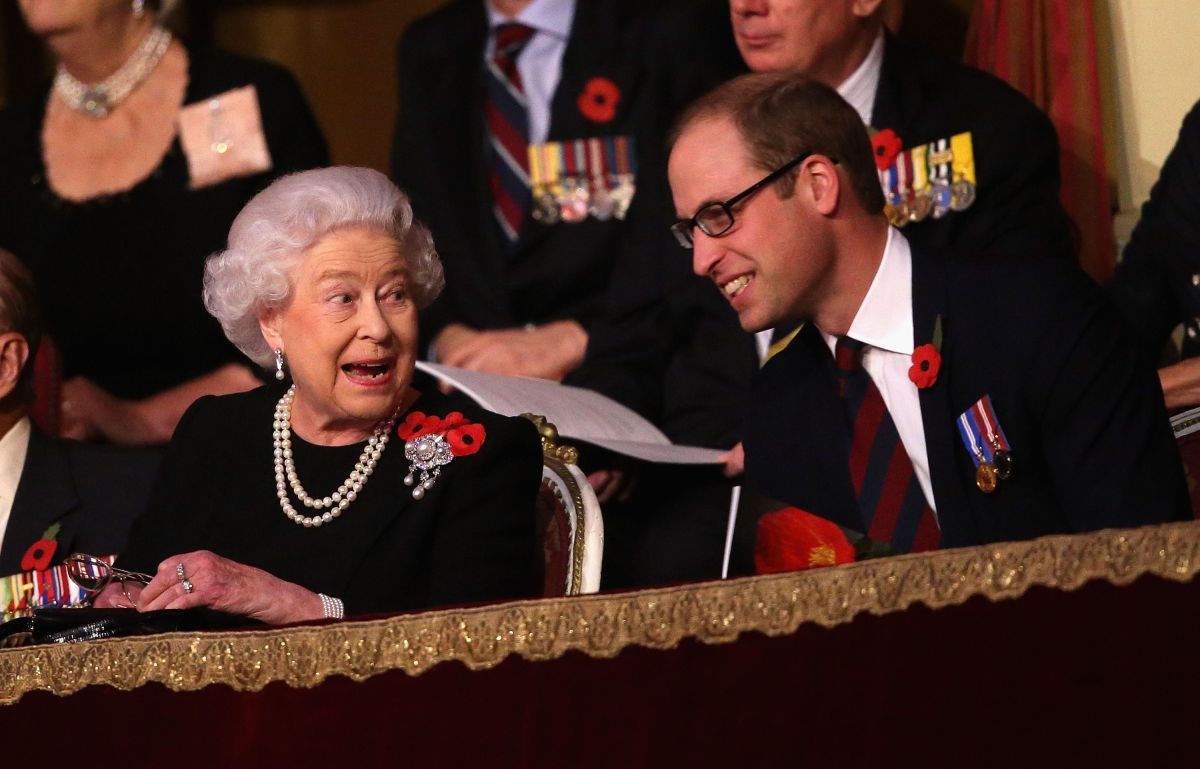 Age does not matter! This is the affectionate nickname of Prince William and his sons for Queen Elizabeth II | The State