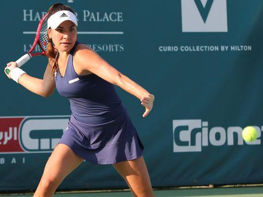 Al Habtoor Tennis Challenge: Elena Gabriela Ruse prepares in Dubai for long road ahead