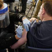 Alaska healthcare worker suffered serious allergic reaction from Pfizer's coronavirus vaccine