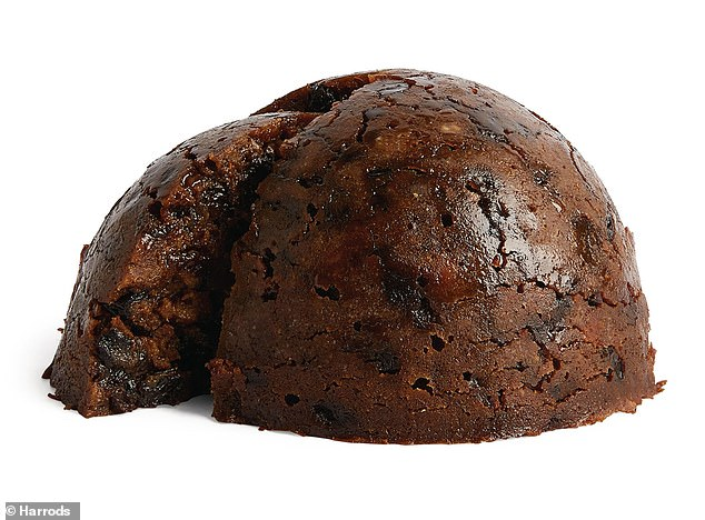 Alcohol-soaked Christmas puddings could tip motorists over the drink-drive limit, warns expert