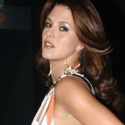 Alicia Machado's transparent dress showed her panties and bra | The State