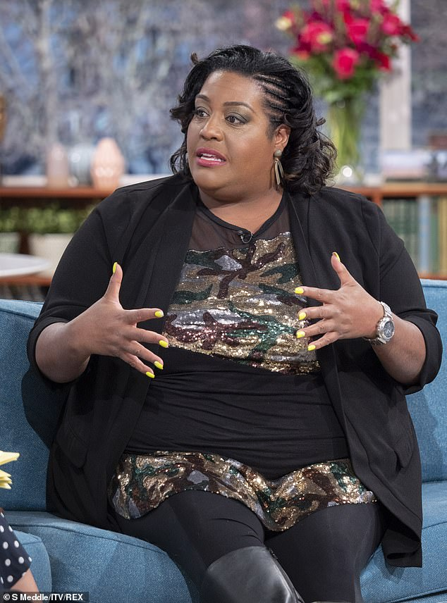 Alison Hammond reveals she initially TURNED DOWN role on This Morning