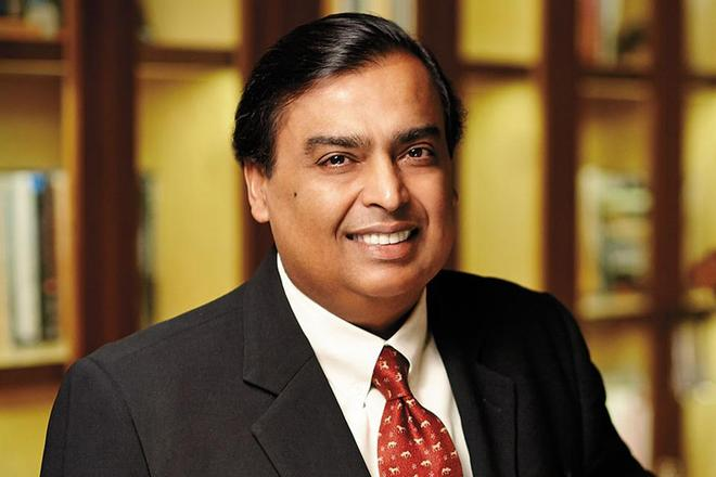 Ambani hints at 5G rollout in second half of next year