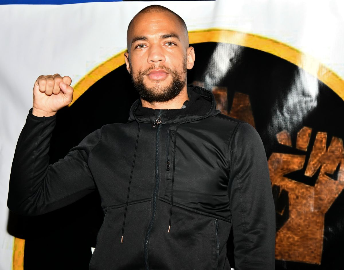 American actor Kendrick Sampson is a victim of police brutality in Colombia | The State