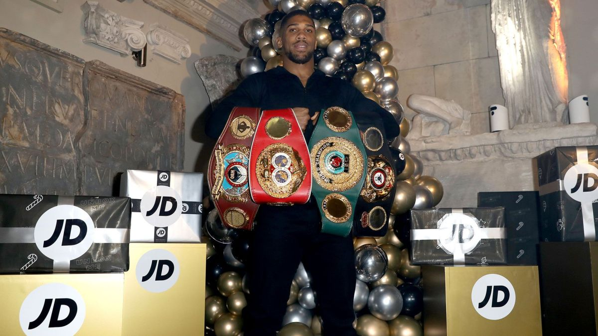 Anthony Joshua will do whatever it takes to fight Tyson Fury in Britain, still sacrificing money | The State