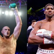 Antony Joshua and Tyson Fury to Sign Two Fights for $ 665 Million | The State