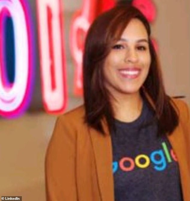 April Christina Curley black diversity recruiter for Google claims Baltimore accent was disability