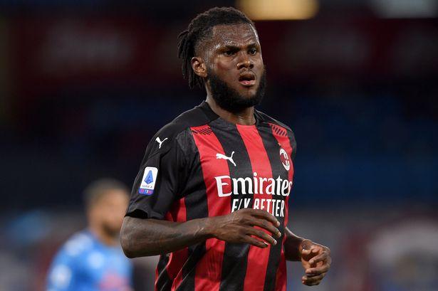 Arsenal and Tottenham 'plot Franck Kessie transfer' as AC Milan name their price