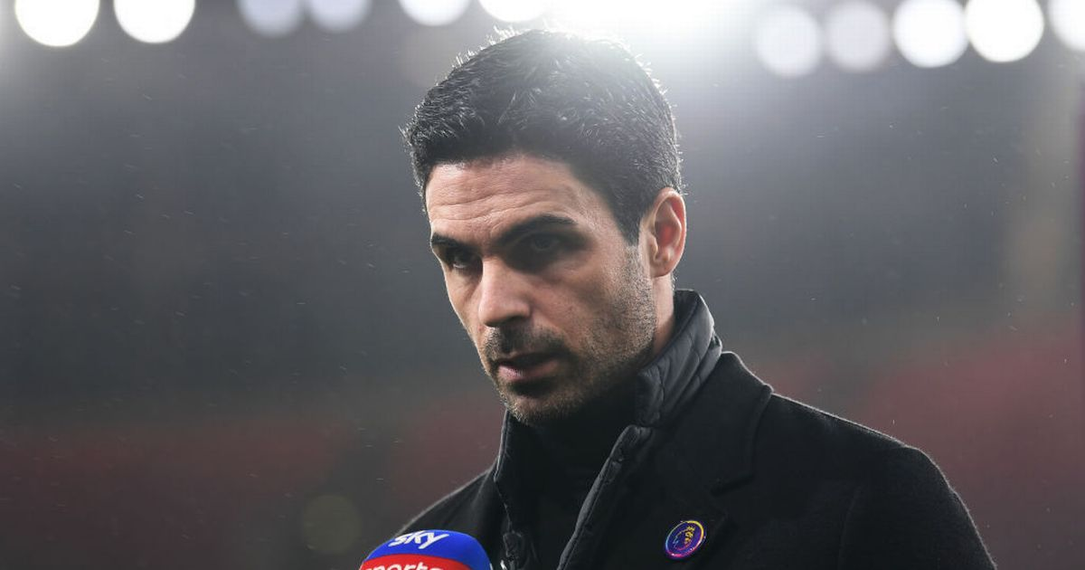 "Arteta admits Arsenal's ""suffering"" is sapping his energy ahead of Chelsea clash"