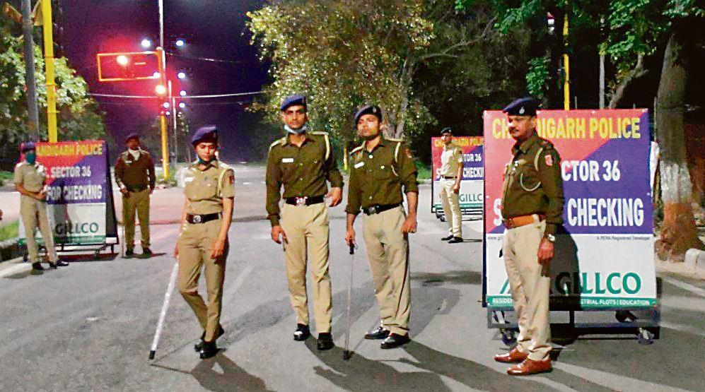 As COVID cases decline, no night curfew in Chandigarh on New Year's eve