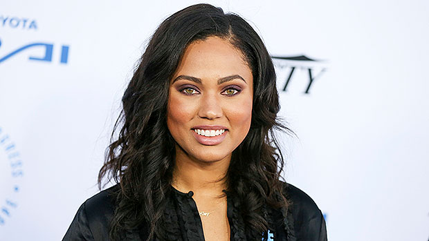 Ayesha Curry Twerks In Tight Leather Pants While Making Delicious Risotto — See Pics