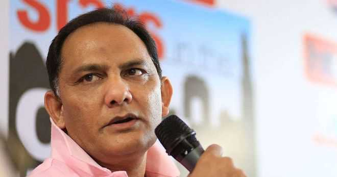 Azhar has close shave as his car turns turtle in Rajasthan