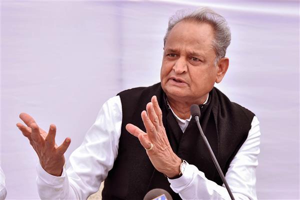 BJP making renewed attempts to topple my govt: Rajasthan CM Gehlot