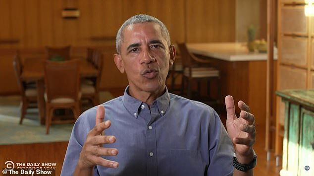 Barack Obama doubles down on 'defund the police' critique
