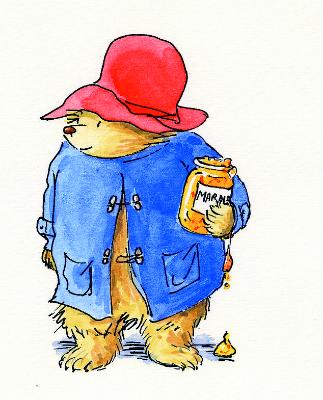Be more like Paddington! | Daily Mail Online