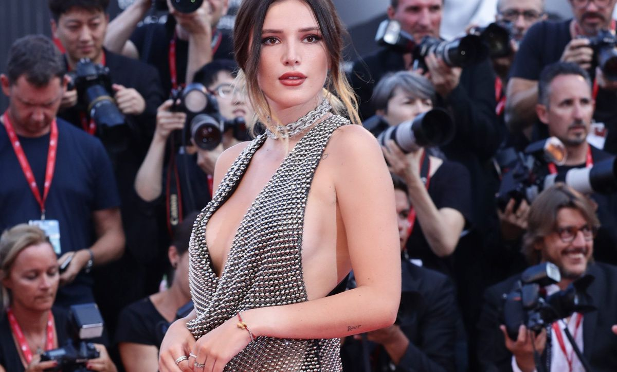 Bella Thorne warms up Instagram showing her curves with tiny lingerie | The State