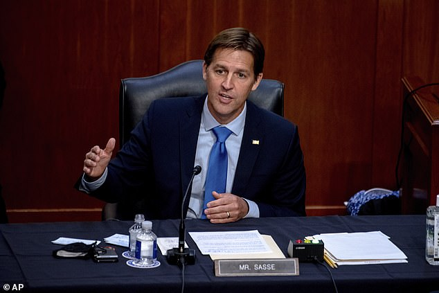 Ben Sasse hails Supreme Court for 'closing the book on the nonsense'