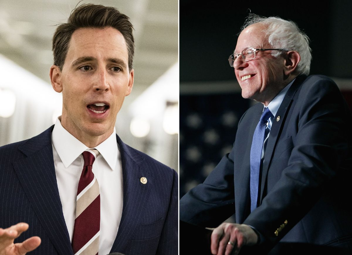 Bernie Sanders and Josh Hawley Defend $ 1,200 Direct Aid Amid Partisan Indecision | The State