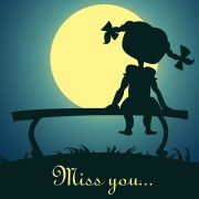 I Miss You Messages For Him – missing you