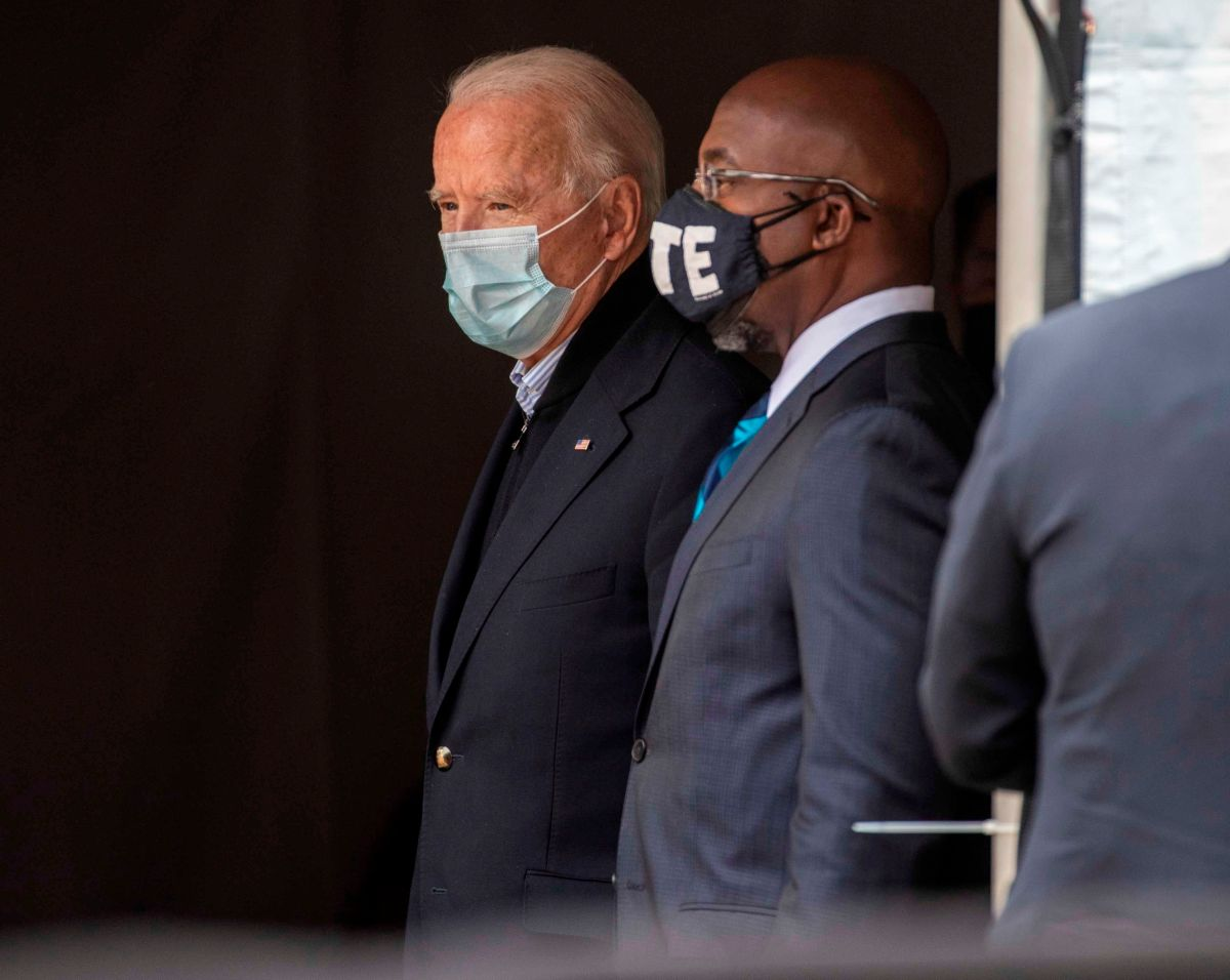 Biden Says New Coronavirus Aid on the Way, But Calls for a Democratic Senate Vote in Georgia | The State