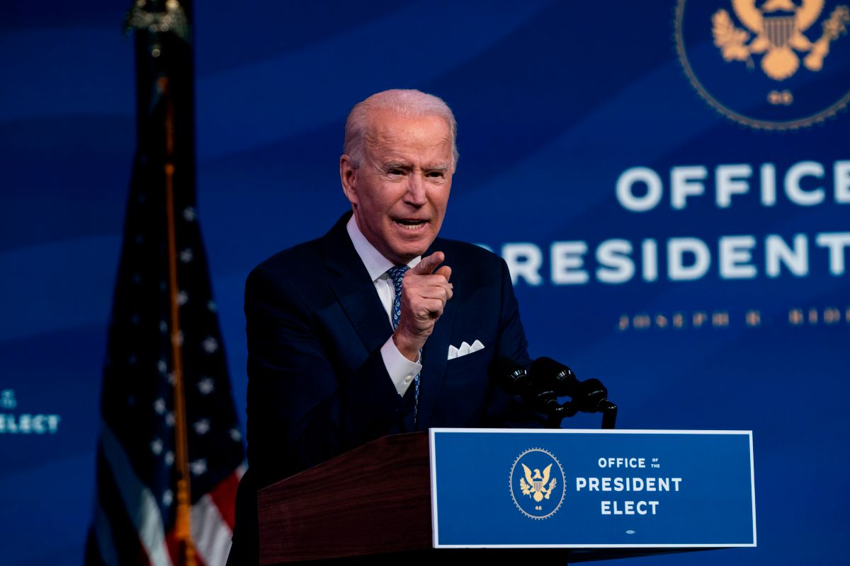 "Biden Warns There Will Be ""Devastating Consequences"" If Trump Does Not Sign the Stimulus Package 