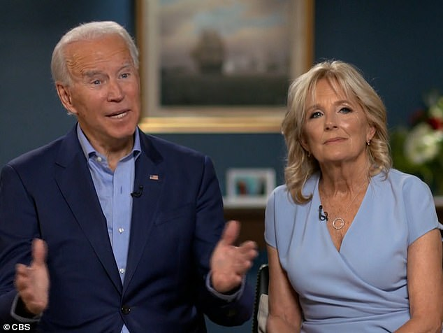 Biden says he has 'great confidence' in son Hunter