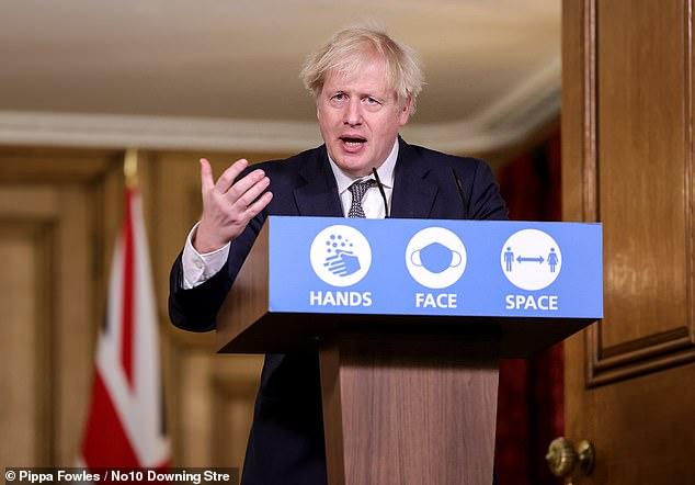 Boris Johnson boosts hopes of a Brexit breakthrough in EU trade talks as deadline looms