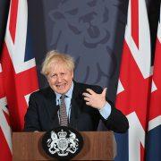 Boris Johnson hails 'Canada-style' Brexit trade deal with the EU