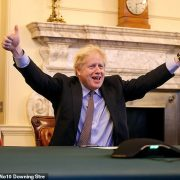 Boris Johnson will hail new chapter in British history on the day of his historic Brexit deal vote