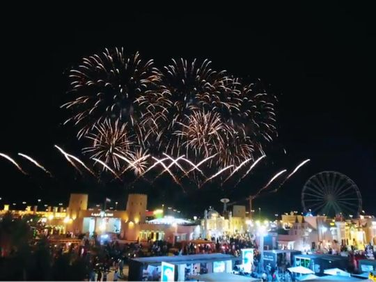 Breaking a world record: Abu Dhabi to host a 35-minute-long firework show