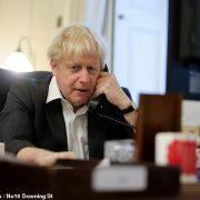 Brexit: Boris Johnson and Ursula von der Leyen have regular calls