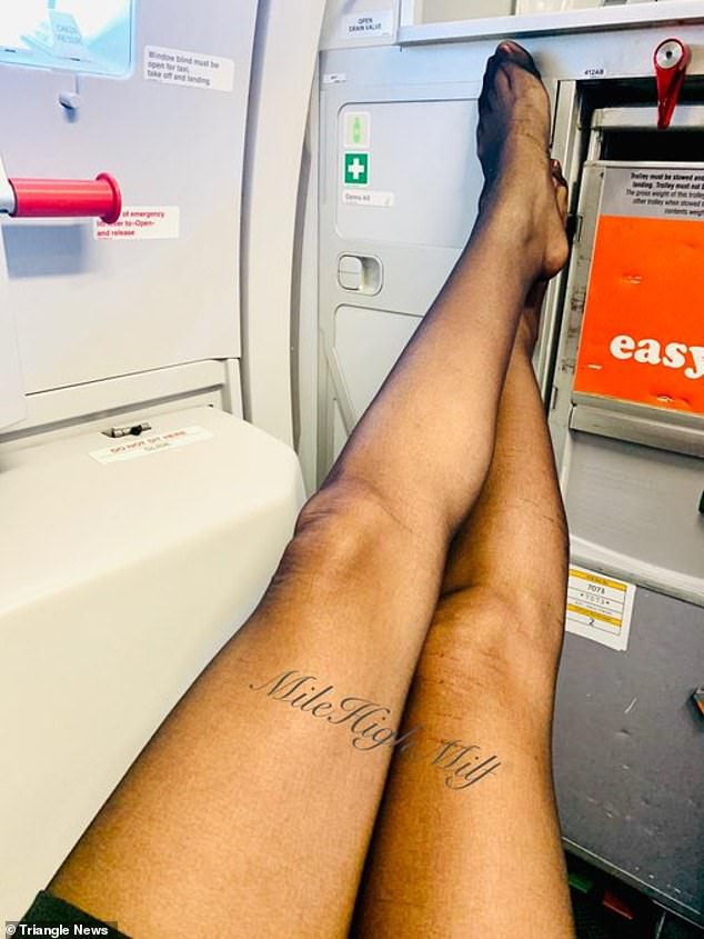 British Airways, Ryanair and easyJet 'cabin crew' are selling X-rated snaps and videos on OnlyFans