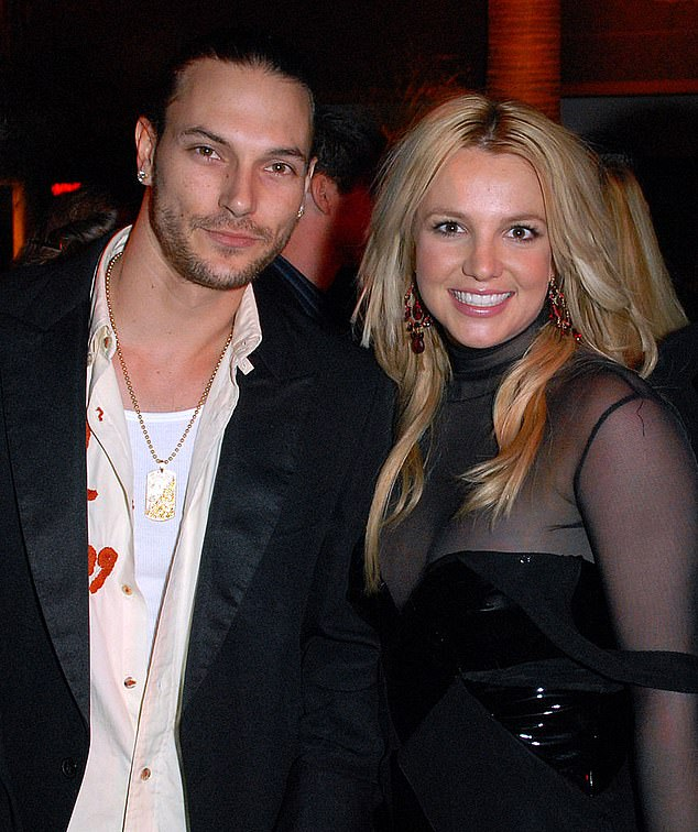 Britney Spears was 'thrilled' to spend an early Christmas with her sons Jayden and Sean