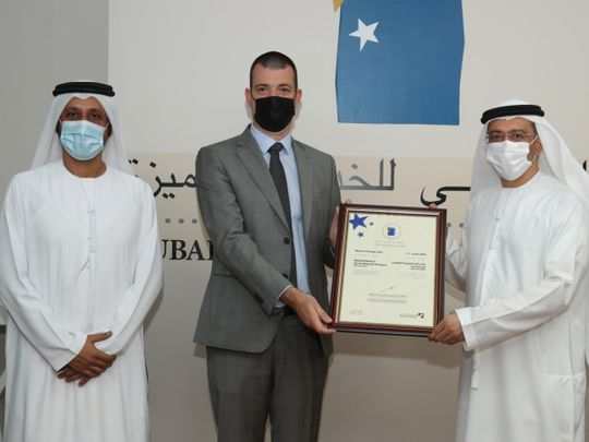 Business Excellence Awards: RAK Bank's Al Hamra Branch wins coveted recognition