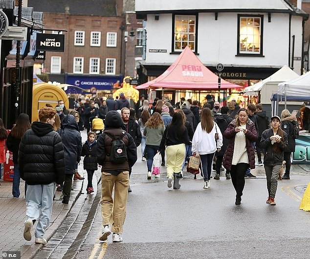 Businesses in Tier 1 Hereford Tier 3 St Albans reveal impact of Covid rules